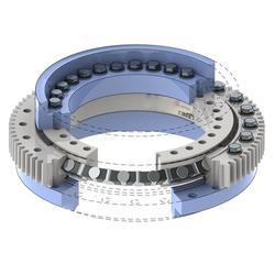 转盘轴承 交叉滚子XU080120-交叉滚子图片