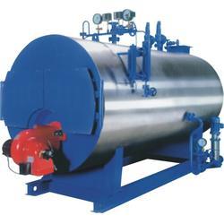 燃气蒸汽锅炉 2吨燃气锅炉 青海 燃气锅炉图片