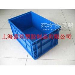 塑料周转箱 汽车行业专用物流箱EUD箱图片