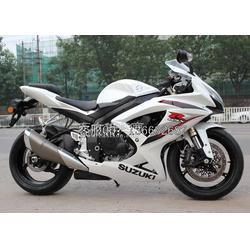 新款铃木GSX-R750摩托车图片