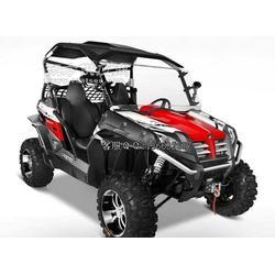 进口摩托跑车14款春风Z6-EX更强更豪华沙滩车图片