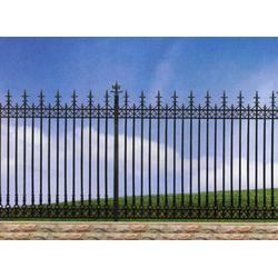 青島鐵藝護欄,鐵藝護欄設計,永超護欄圖片