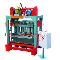 新型天津制砖机|内江制砖机|瑞星制砖机现货热卖图片