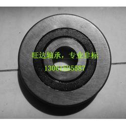 青岛脚轮轴承-旺达非标轴承(优质商家)v型自动化导轨轴承图片