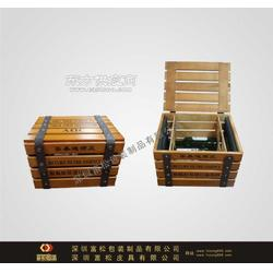 酒类皮盒生产设计定制厂家六支红酒皮盒生产设计厂家图片