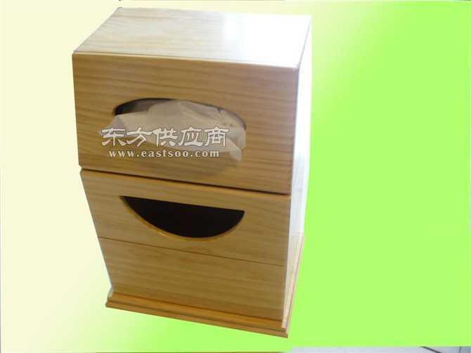 餐巾纸盒木制抽纸筒专业订做