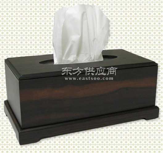 木制纸巾盒厂家专业生产纸巾木盒
