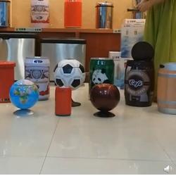 自动感应|元旦家居用品智能垃圾桶|十堰市智能垃圾桶图片