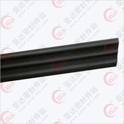 北京橡胶防撞条 货架橡胶防撞条 亚达工贸,免费安装图片