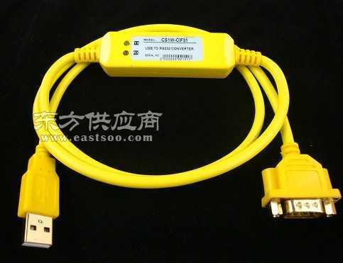 供应工业级USB转RS232串口通信线可接任何PLC及人机