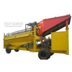 专业供应淘金车移动淘金设备性价比高志成机械图片