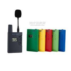 WUS/一智联电子导游讲解器 语音无线发射同声翻译耳机 无线旅游导览图片