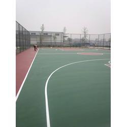 【塑胶篮球场】、塑胶球场施工、慧博体育图片
