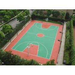 塑胶pu篮球场-塑胶pu篮球场建设-慧博体育图片