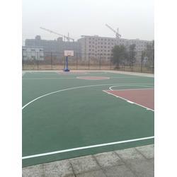 【山东塑胶pu篮球场】_塑胶pu篮球场厂家_慧博体育图片