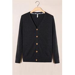 茂名市针织开衫,新款针织开衫,文丰时装针织(优质商家)图片