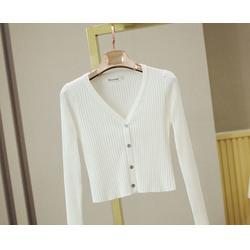 韩式针织开衫-针织衫加工厂-文丰-针织开衫品牌图片