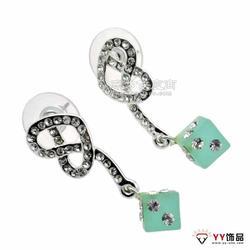 不锈钢饰品加工不锈钢饰品定制不锈钢饰品耳环图片