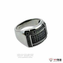 饰品加工饰品定制饰品不锈钢饰品戒指图片