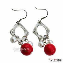 不锈钢饰品加工不锈钢饰品生产不锈钢饰品定制耳环图片