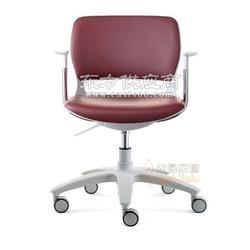 休闲会议多功能椅子 职员办公会议接待沙发椅图片