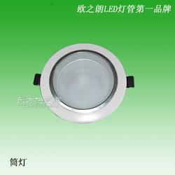 led筒灯 工程专用4寸9W 节能灯图片