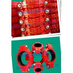 郑州石油沟槽管件、潍坊绪强机械 、石油沟槽管件销售图片