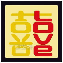 2014新款小品十字绣最新产品纽扣画手工DIY十字绣图片