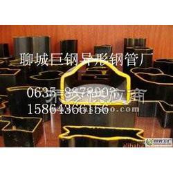 貓面管規格-Q235鍍鋅貓面管定做尺寸圖片