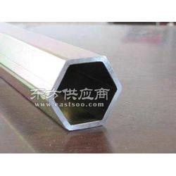 直销Q235镀锌六角管订单生产中图片