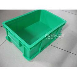 塑料箱 蓝色塑料箱 塑料周转箱图片