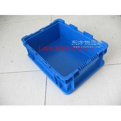 供应可带盖塑料周转箱 塑料周转箱图片