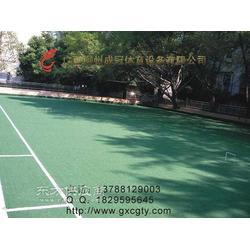贵港专业人造草坪门球场图片