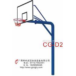 贺州电动液压篮球架生产图片