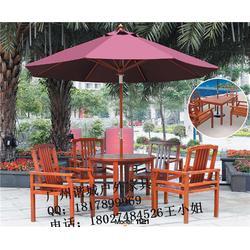 潮州市实木桌椅_实木桌椅定制_谐诚户外家具(优质商家)图片