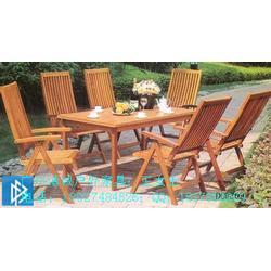 折叠铝架桌椅定制-谐诚户外家具-宝鸡桌椅图片