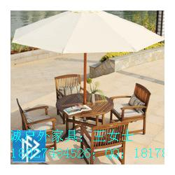 实木桌椅订做-金华实木桌椅-谐诚户外家具(查看)图片