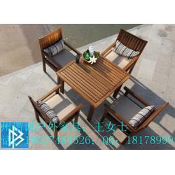 桂林休闲桌椅、谐诚户外家具、休闲桌椅定制图片