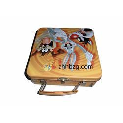 华宝印铁制罐、糖果盒 铁盒、信阳 铁盒图片