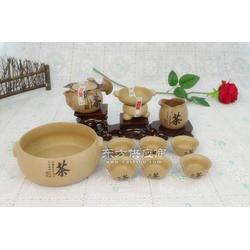 供应 仿古窑变 整套茶具 热卖 游刃有余图片