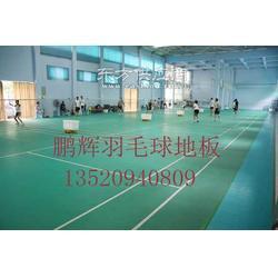 羽毛球场pvc地板/室内运动地板/卷材塑胶地板图片