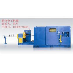 绞线机、悬框绞线机、精锋电工机械最专业图片