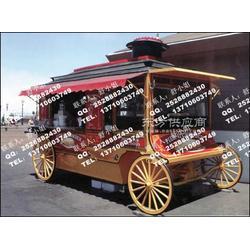 景区售货车游乐园售货车主题广场售卖亭图片