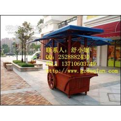 青阳户外移动售货车宜城广场售货亭图片