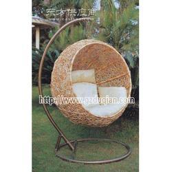 仿藤秋千鸟巢双人吊椅床 休闲摇椅阳台户外室内庭院图片