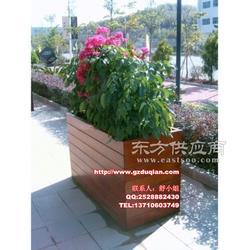 惠州公园花盆惠城酒店花槽移动花箱图片