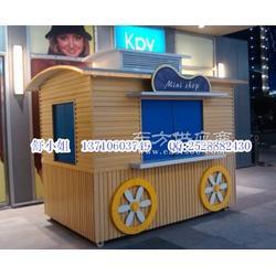 售货车,有定做游乐园售货车,购物广场售货车的吗图片
