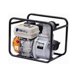小型汽油抽水泵图片