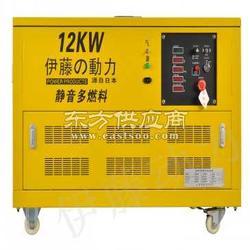 YT12RGF 12千瓦发电机图片