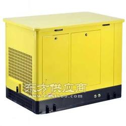 全自动15kw燃气发电机图片
